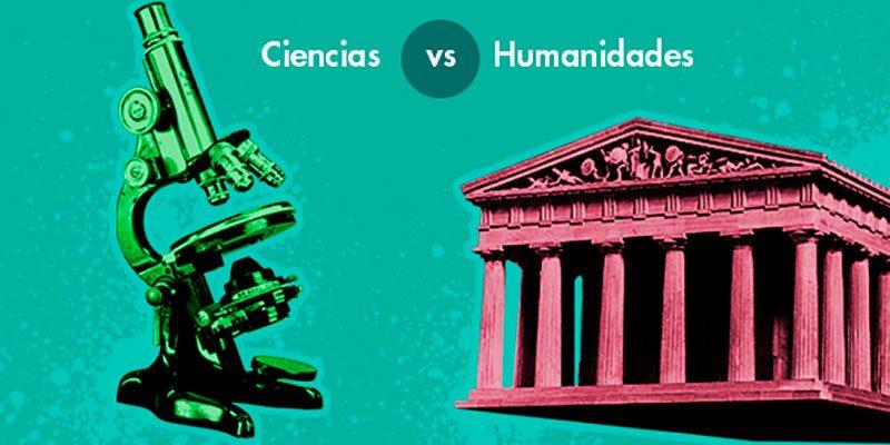 Resultado de imagen de ciencias vs humanidades