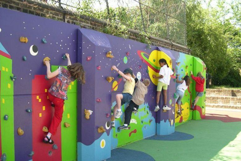 Bright Ideas For A Different School Playground Elesapiens Blog
