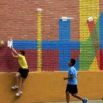 Bright ideas for a different school playground