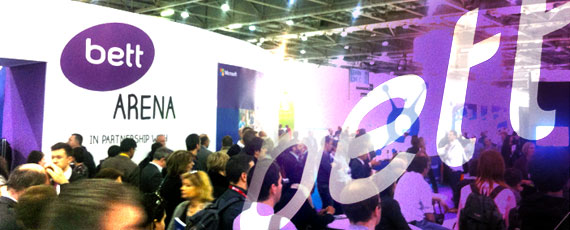 BETT 2013: Four Conclusions and a Thought