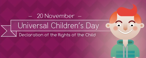 Education in Values: Universal Children's Day