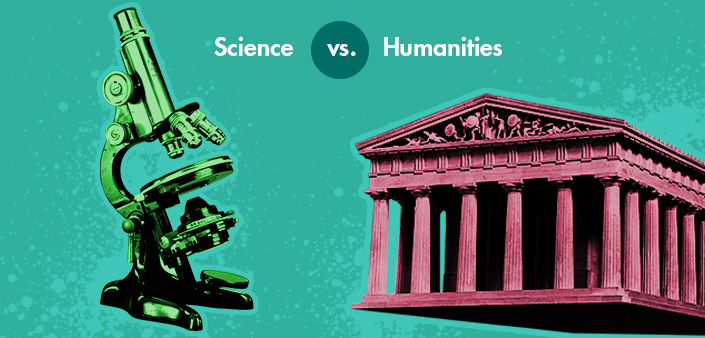 Science vs. Humanities: Educating citizens of the future